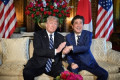 Report: Japan did nominate Trump for Peace Prize — at U.S. request