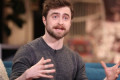 Daniel Radcliffe Says He Used To Get 'Very Drunk' To Cope With Harry Potter Fame