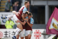 Burnley stuns Tottenham on Kane's return