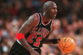 Michael Jordan trading card sells for record $350K
