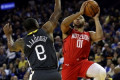 Eric Gordon: Beating Warriors is 'special win' for Rockets