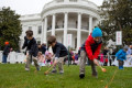 Melania Trump announces date for White House Easter Egg Roll