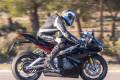 Triumph Is Testing A Daytona 765 Prototype
