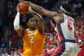 Williams' bucket lifts No. 7 Tennessee over Ole Miss 73-71