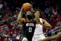 Harden scores 58 points, Rockets rally to beat Heat 121-118