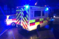 Man, 80s, rushed to hospital after collision involving motorcyclist in Crumlin