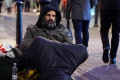 Homeless beggars are making £200-a-DAY: Adventurer and world record holder Ed Stafford reveals what tramps earn and says he put on 11lb while living on the streets for Channel 4 documentary