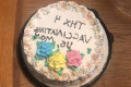 Teen Gets Mom a Special Cake as a Thank You for Having Her Vaccinated