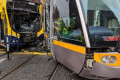 Nine people injured after early morning collision between Luas and bus
