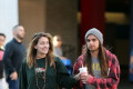Paris Jackson Smiles on Date with Boyfriend in L.A. After Hospitalization