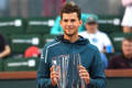 Dominic Thiem surpasse Roger Federer en finale à Indian Wells
