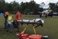 Skydiver escapes serious injury in nasty crash landing south of Darwin
