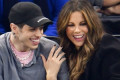 Pete Davidson and Kate Beckinsale Are Now Making Out in Cars