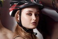 German bike helmet ads labeled stupid and sexist