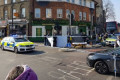 Man stabbed to death near London tube station
