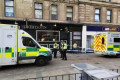 Man stabbed in Glasgow fighting for his life as cops launch attempted murder probe after Celtic v Rangers clash