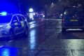 Two men in hospital after stabbings in northwest London
