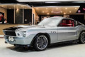 This 1967 Ford Mustang Fastback Restomod Is A Drool Inducer