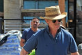 William H. Macy Seen Out Running Errands After Wife Felicity Huffman's Guilty Plea