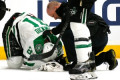 NHL playoffs 2019: Stars' Jason Dickinson taken to locker room after hit by Predators' Brian Boyle