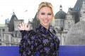 Scarlett Johansson Is All Smiles at 'Avengers: Endgame' Photocall in London Following Paparazzi Scare