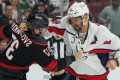Brind'Amour bothered by Ovechkin's role in fight with Svechnikov