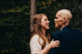 Bride has special photoshoot with dying dad