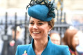 Kate Middleton Just Stepped Out in Her Biggest Statement Hat Ever — with Feathers!