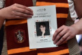 Lyra McKee funeral: Priest says death should mark 'new beginning' for Northern Ireland