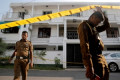 Sri Lanka troops raid militants, find 15 bodies in house