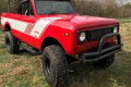 Take A Rugged Excursion In This 1977 International Scout II