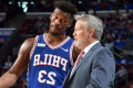 76ers' Butler after HC Brown calls him James: My name is literally Jimmy
