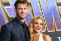 "Chris Hemsworth's Wife Calls Him A ""Superhero In The Kitchen"" While Helping Pack School Lunches"