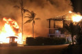 Florida Keys First All-Inclusive Resort, Bungalows Key Largo, Catches Fire