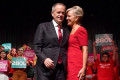 'How'd you get someone that good?' Bill Shorten's extraordinary clapback after Kyle Sandilands said the Labor leader's wife Chloe 'was getting a lot of attention'