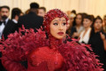 Cardi B Brought the Red Carpet to the Met Gala