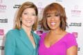 Gayle King and Norah O'Donnell Hilariously Respond to Feud Rumors