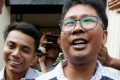 Journalists jailed in Myanmar freed after more than 500 days behind bars