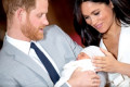 Meghan Markle and Prince Harry Share New Royal Baby Photos on Instagram