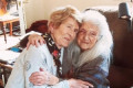 81-year-old Irishwoman's joy at meeting 103-year-old mum after 61 years apart