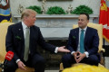 'I would never criticise anybody for protesting against Trump visit' - Varadkar