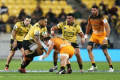 Jaguares beat Hurricanes in Wellington
