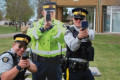 Police in Canadian town are using cutouts of officers to catch speeders