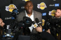 Magic Johnson recounts the ugly end of his Lakers presidency