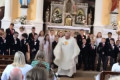 Watch as Irish priest does 'The Floss' dance at Holy Communion in Cork