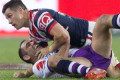 Cronk speaks out on Smith 'bad blood'