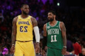 NBA Rumors: Kyrie Irving Has Become 'More Open' To Signing With Lakers