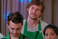 'It's not something I'm proud of': MasterChef's Simon Toohey is left devastated as he leads his team to elimination during a cook-off challenge... in front of guest judge Yotam Ottolenghi