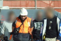 Accused Canberra drug trafficker with alleged gang links arrested at workplace as police seize meth, cocaine