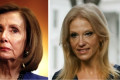 Conway clashes with Pelosi after Trump infrastructure blow-up